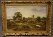 Lot 336 | Fine Furniture, Paintings, Bronzes & Effects | Wilkinson's Auctioneers