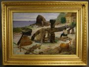 Lot 338 | Fine Furniture, Paintings, Bronzes & Effects | Wilkinson's Auctioneers