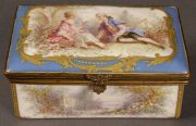 Lot 35 | Fine Furniture, Paintings, Bronzes & Effects | Wilkinson's Auctioneers