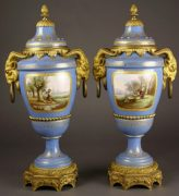 Lot 37 | Fine Furniture, Paintings, Bronzes & Effects | Wilkinson's Auctioneers