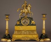Lot 49 | Fine Furniture, Paintings, Bronzes & Effects | Wilkinson's Auctioneers