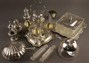 Lot 58 | Fine Furniture, Paintings, Bronzes & Effects | Wilkinson's Auctioneers