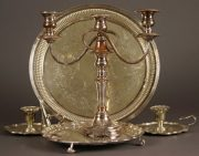 Lot 61 | Fine Furniture, Paintings, Bronzes & Effects | Wilkinson's Auctioneers