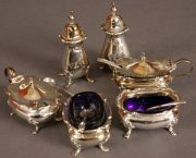 Lot 81 | Fine Furniture, Paintings, Bronzes & Effects | Wilkinson's Auctioneers