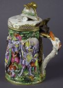 Lot 107 | Fine Furniture, Paintings, Ceramics & Effects | Wilkinson's Auctioneers