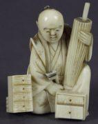 Lot 77 | Fine Furniture, Paintings, Ceramics & Effects | Wilkinson's Auctioneers