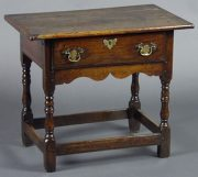 Lot 254 | Period Oak and Country Furniture | Wilkinson's Auctioneers