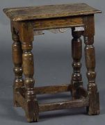Lot 280 | Period Oak and Country Furniture | Wilkinson's Auctioneers