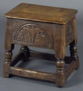 Lot 282 | Period Oak and Country Furniture | Wilkinson's Auctioneers