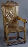 Lot 324 | Period Oak and Country Furniture | Wilkinson's Auctioneers