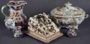 Lot 154 | Fine Furniture, Clocks, Bronzes & Effects | Wilkinson's Auctioneers