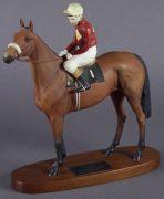 Lot 163 | Fine Furniture, Clocks, Bronzes & Effects | Wilkinson's Auctioneers