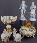 Lot 167 | Fine Furniture, Clocks, Bronzes & Effects | Wilkinson's Auctioneers