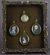 Lot 200 | Fine Furniture, Clocks, Bronzes & Effects | Wilkinson's Auctioneers