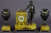 Lot 50 | Fine Furniture, Clocks, Bronzes & Effects | Wilkinson's Auctioneers