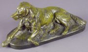 Lot 6 | Fine Furniture, Clocks, Bronzes & Effects | Wilkinson's Auctioneers