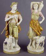 Lot 61 | Fine Furniture, Clocks, Bronzes & Effects | Wilkinson's Auctioneers