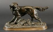 Lot 32 | Fine Furniture, Paintings, Bronzes & Effects | Wilkinson's Auctioneers