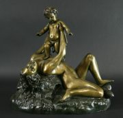 Lot 4   Fine Furniture, Paintings, Bronzes & Effects   Wilkinson's Auctioneers