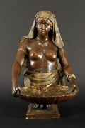 Lot 41 | Fine Furniture, Paintings, Bronzes & Effects | Wilkinson's Auctioneers