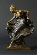 Lot 6   Fine Furniture, Paintings, Bronzes & Effects   Wilkinson's Auctioneers