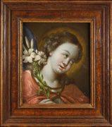 Lot 35   Period Oak, Walnut, Country Furniture & Effects   Wilkinson's Auctioneers