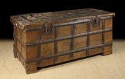 Lot 75   Period Oak, Walnut, Country Furniture & Effects   Wilkinson's Auctioneers