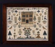 Lot 104 | Period Oak, Paintings, Carvings & Effects | Wilkinson's Auctioneers