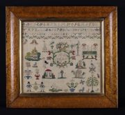 Lot 107 | Period Oak, Paintings, Carvings & Effects | Wilkinson's Auctioneers