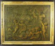 Lot 136 | Period Oak, Paintings, Carvings & Effects | Wilkinson's Auctioneers