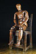 Lot 204 | Period Oak, Paintings, Carvings & Effects | Wilkinson's Auctioneers