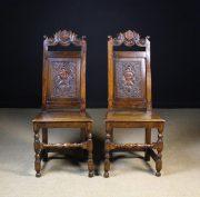 Lot 225 | Period Oak, Paintings, Carvings & Effects | Wilkinson's Auctioneers