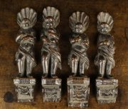 Lot 307 | Period Oak, Paintings, Carvings & Effects | Wilkinson's Auctioneers