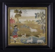 Lot 318 | Period Oak, Paintings, Carvings & Effects | Wilkinson's Auctioneers