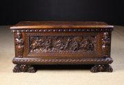 Lot 337 | Period Oak, Paintings, Carvings & Effects | Wilkinson's Auctioneers