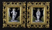Lot 5 | Period Oak, Paintings, Carvings & Effects | Wilkinson's Auctioneers