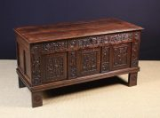 Lot 120 | Period Oak, Carvings, Paintings, Country Furniture and Effects | Wilkinson's Auctioneers
