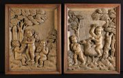 Lot 125 | Period Oak, Carvings, Paintings, Country Furniture and Effects | Wilkinson's Auctioneers