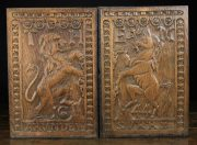 Lot 132 | Period Oak, Carvings, Paintings, Country Furniture and Effects | Wilkinson's Auctioneers