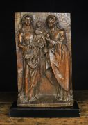 Lot 188 | Period Oak, Carvings, Paintings, Country Furniture and Effects | Wilkinson's Auctioneers