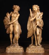Lot 246 | Period Oak, Carvings, Paintings, Country Furniture and Effects | Wilkinson's Auctioneers