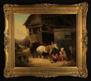 Lot 317 | Period Oak, Carvings, Paintings, Country Furniture and Effects | Wilkinson's Auctioneers