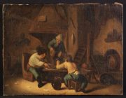 Lot 318 | Period Oak, Carvings, Paintings, Country Furniture and Effects | Wilkinson's Auctioneers