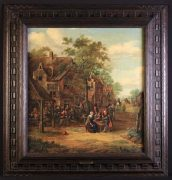 Lot 320 | Period Oak, Carvings, Paintings, Country Furniture and Effects | Wilkinson's Auctioneers