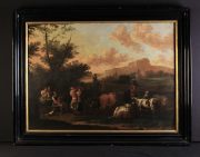 Lot 321 | Period Oak, Carvings, Paintings, Country Furniture and Effects | Wilkinson's Auctioneers