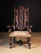 Lot 333 | Period Oak, Carvings, Paintings, Country Furniture and Effects | Wilkinson's Auctioneers