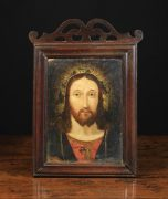 Lot 307 | Period Oak, Carvings, Paintings and Country Effects | Wilkinson's Auctioneers