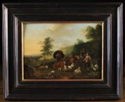 Lot 311 | Period Oak, Carvings, Paintings and Country Effects | Wilkinson's Auctioneers