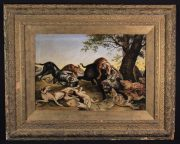 Lot 313 | Period Oak, Carvings, Paintings and Country Effects | Wilkinson's Auctioneers