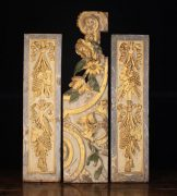 Lot 425   Period Oak, Carvings, Paintings and Country Effects   Wilkinson's Auctioneers